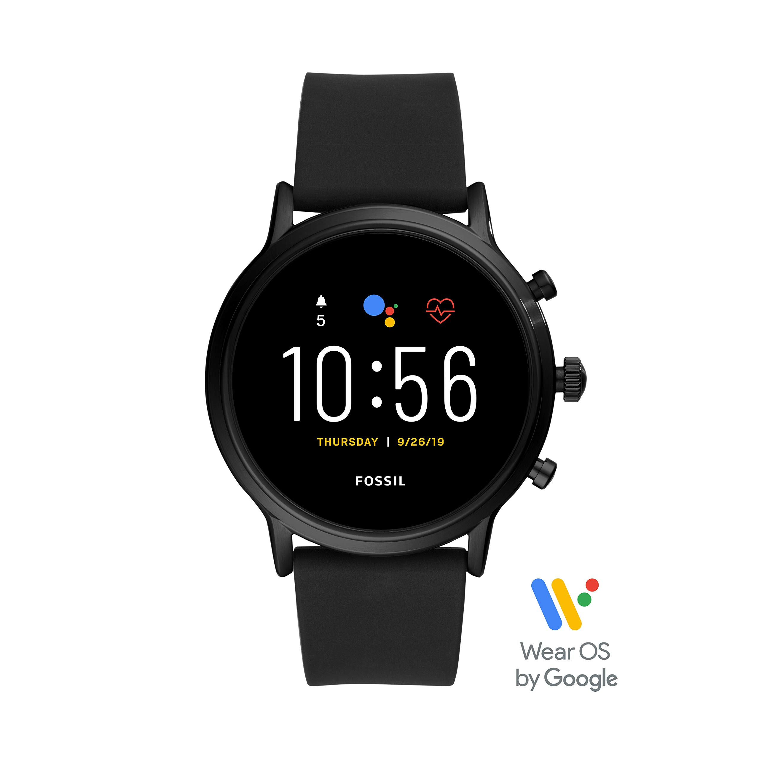 Fossil Touchscreen Smartwatch (Model: FTW4025) by Fossil