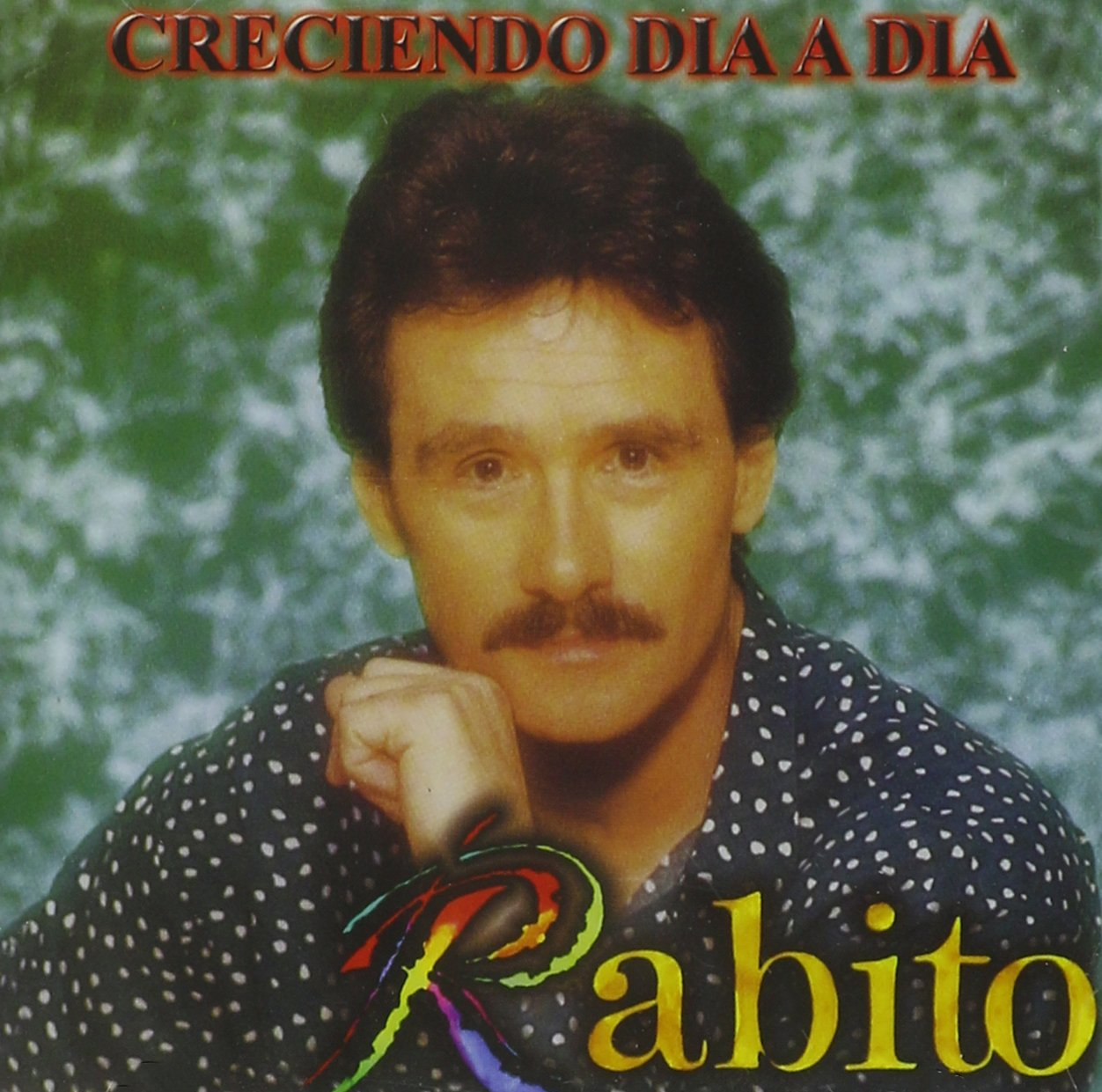 CD : Rabito - Creciendo Dia A Dia (CD)