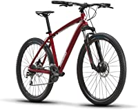 side facing diamondback bicycles overdrive 27.5 hardtail