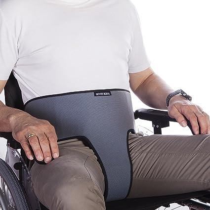 Cinturón Abdominal perineal | para Silla de Ruedas, sillas o ...