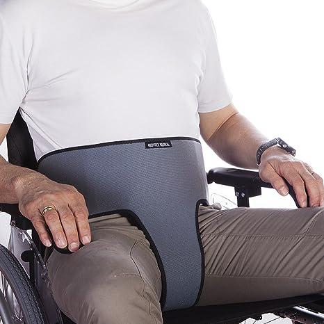 Cinturón Abdominal perineal | para Silla de Ruedas, sillas o sillones | para Personas con