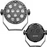 Black Lights UV Light,Gledto 2-Pack 36W 12 LED