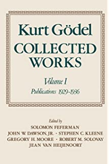 Collected Works: Volume II: Publications 1938-1974 (Godel, Kurt  Collected Works)