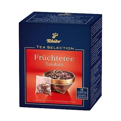 Tchibo Tee Selection Früchtetee Tandalti