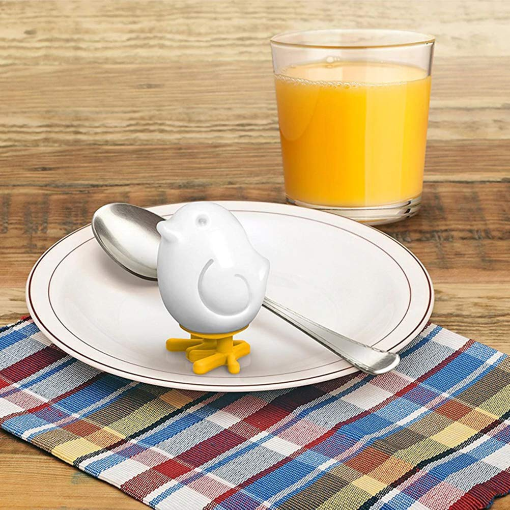 Boiled Egg Mold Egg Tool Chicken Shape Kitchen Creative Gadget Let Children Fall in Love with Eating Eggs Restaurant Decoration