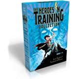 The Heroes in Training Collection Books 1-4: Zeus and the Thunderbolt of Doom; Poseidon and the Sea of Fury; Hades and the He