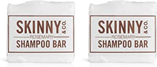 product image for SKINNY & CO. Rejuvenating Rosemary Shampoo Bar - Rosemary, 5 oz (Rosemary, Pack of 2)