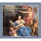 Charpentier: La Descente d'Orphee aux enfers; La Couronne de Fleurs