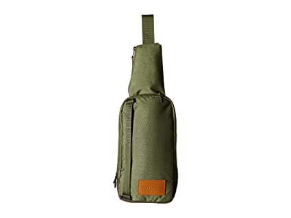 29cb3da2f Amazon.com: The North Face Field Bag, Four Leaf Clover Heather ...