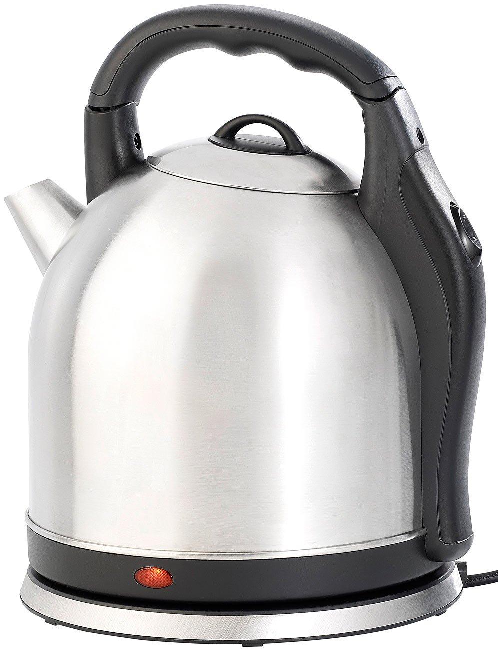 3,8 litres Rosenstein /& S/öhne Bouilloire en acier inoxydable