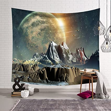 Amazon tapestry wall hanging starry sky tapestry galaxy night tapestry wall hanging starry sky tapestry galaxy night sky full of stars wall tapestry forest starry gumiabroncs Image collections