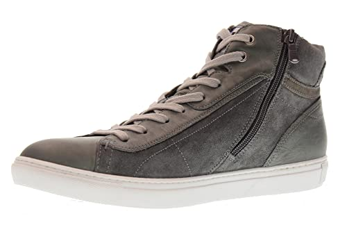 W8xnn0kop Sneakers 41 Alte Scarpe Giardini P800272u214 Taglia Uomo Nero vNn0wPym8O