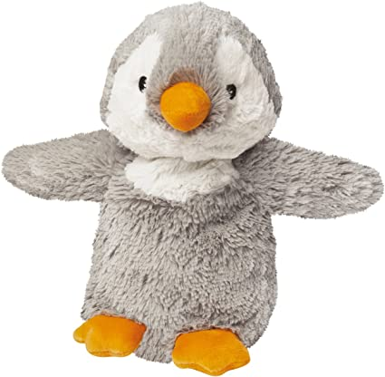 Amazon.com: Intelex Warmies - Pingüino de peluche perfumado ...