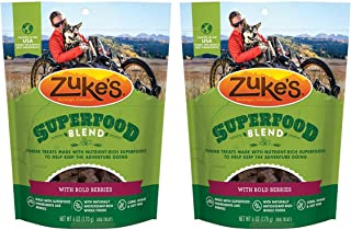 product image for Zukes Super Berry Blend Treats - 6 oz (Pack of 2)