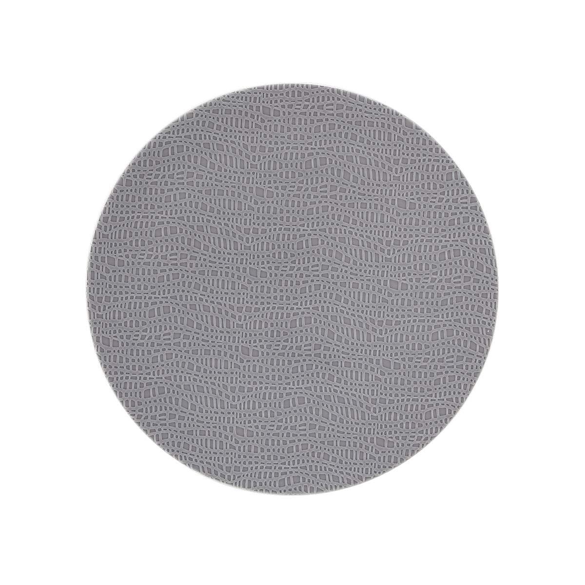 Seltmann Weiden 001.743884 Fashion elegant grey Fr/ühst/ücksteller Rund Grau