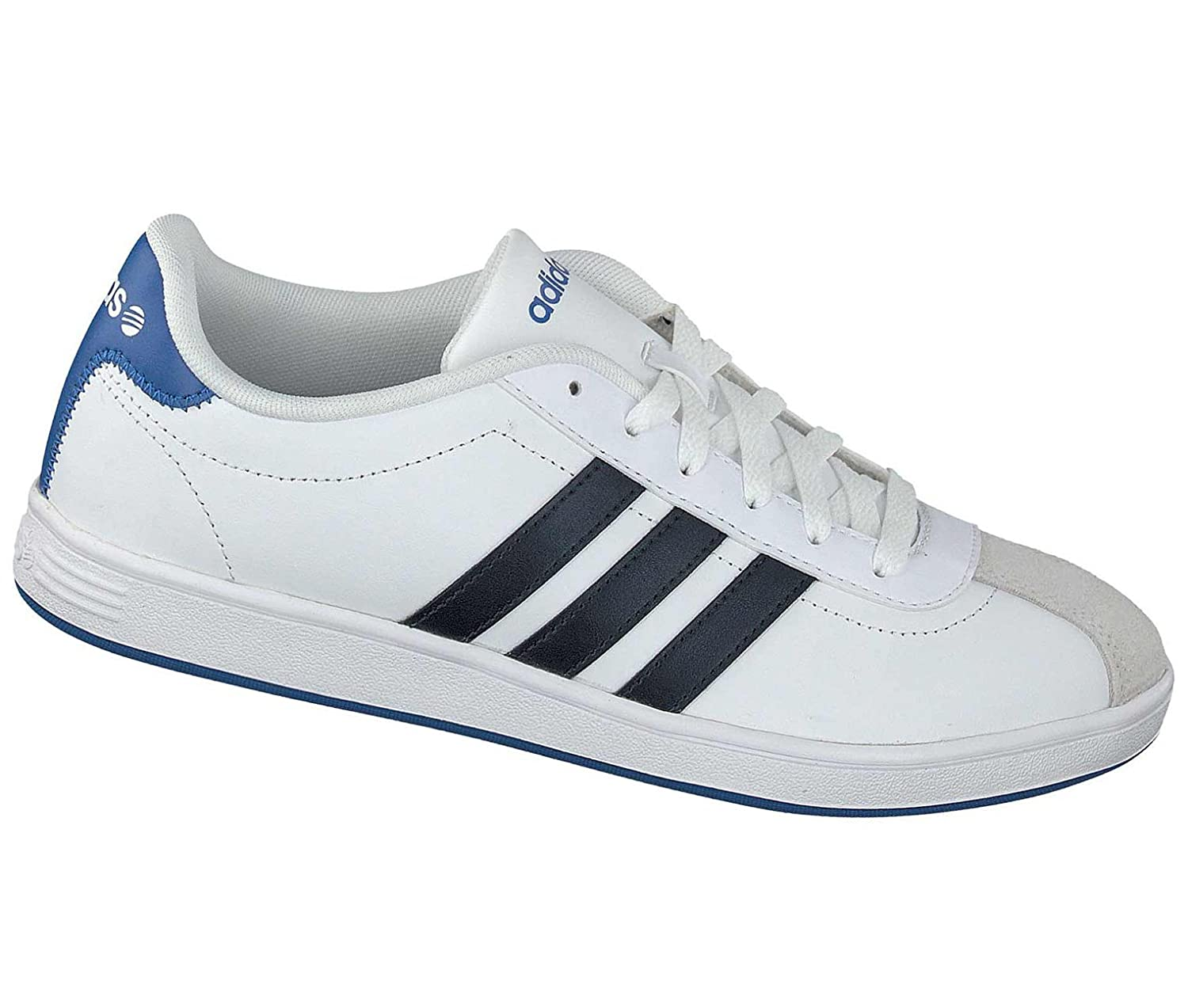 temperament shoes promo code best authentic Adidas Neo Label VL Court Classic Daily Trainers Mens ...