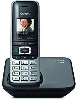 Gigaset C530HX - Teléfono Inalámbrico Supletorio con Manos Libres y Pantalla en color: Gigaset: Amazon.es: Electrónica