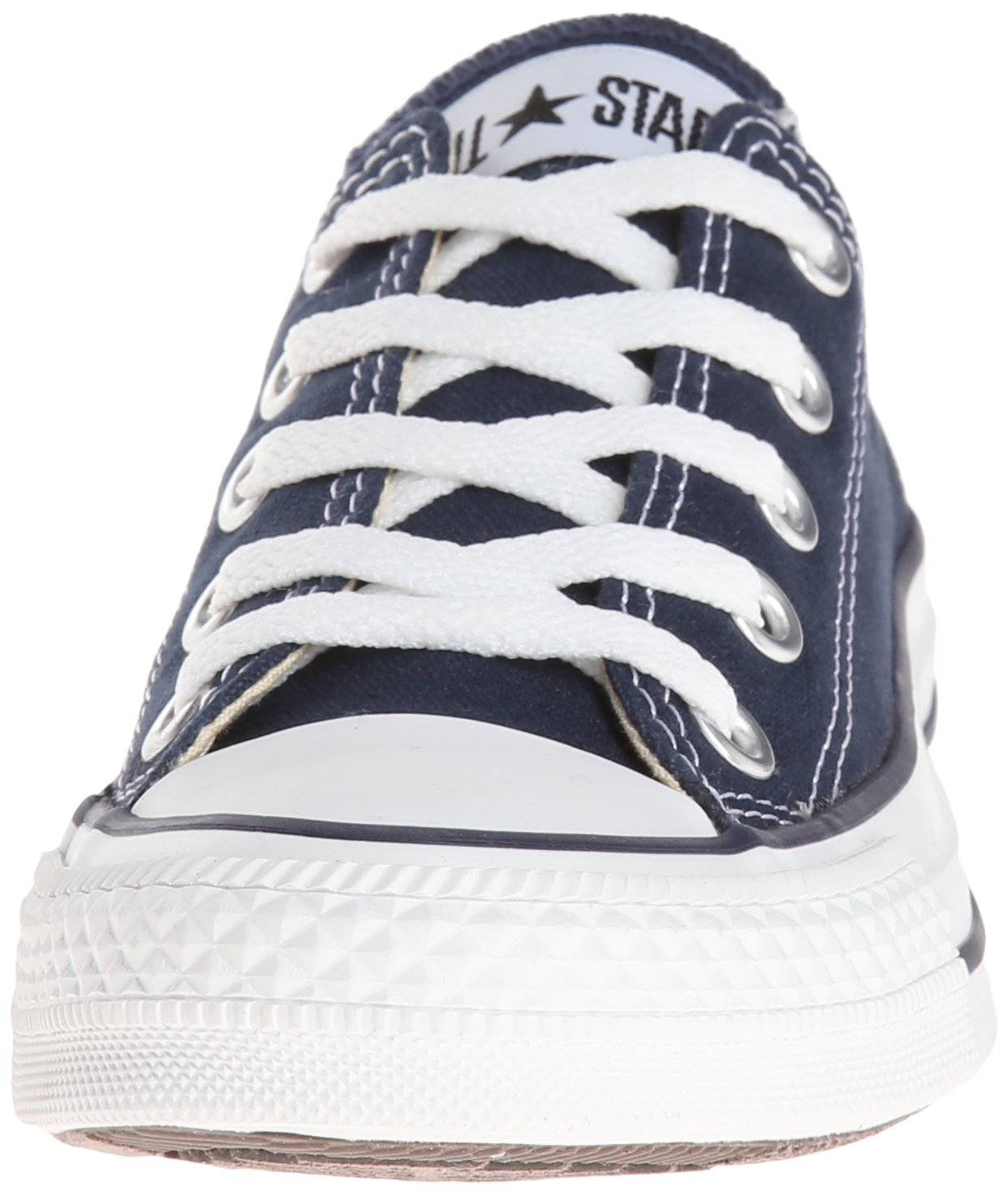 Converse Chuck Taylor All Star Canvas Low Top Sneaker B00G2C980S 10 B(M) US Women / 8 D(M) US Men|Navy