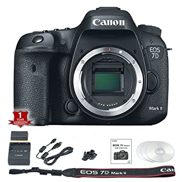 Review Canon EOS 7D Mark