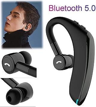 Anskp - Auriculares inalámbricos Bluetooth 5.0 para iPhone, Samsung, Huawei, Google Pixel, cancelación de ruido, HD, estéreo, deportivos, Bluetooth, con caja de carga y micrófono para Android: Amazon.es: Electrónica