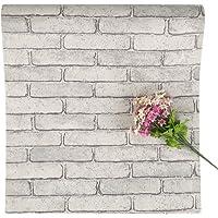Zelfklevend behang Vintage baksteen muur papieren contactpapier voor decoreren keuken slaapkamer woonkamer behang voor…