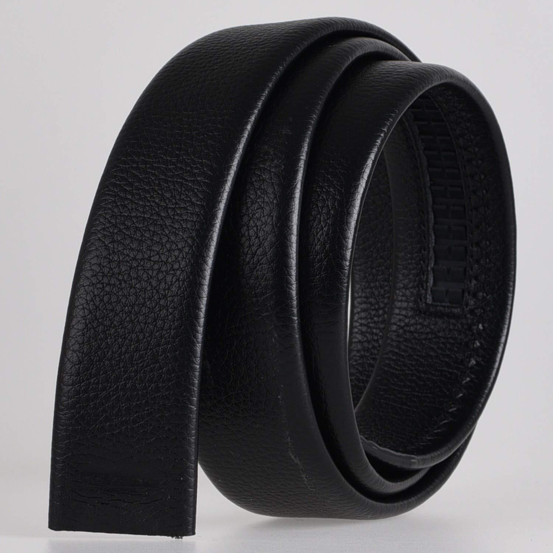 3.5cm Width Leather Belt Men Automatic Buckle Belts For Men Luxury Brand Male Waist Belt,5,105cm