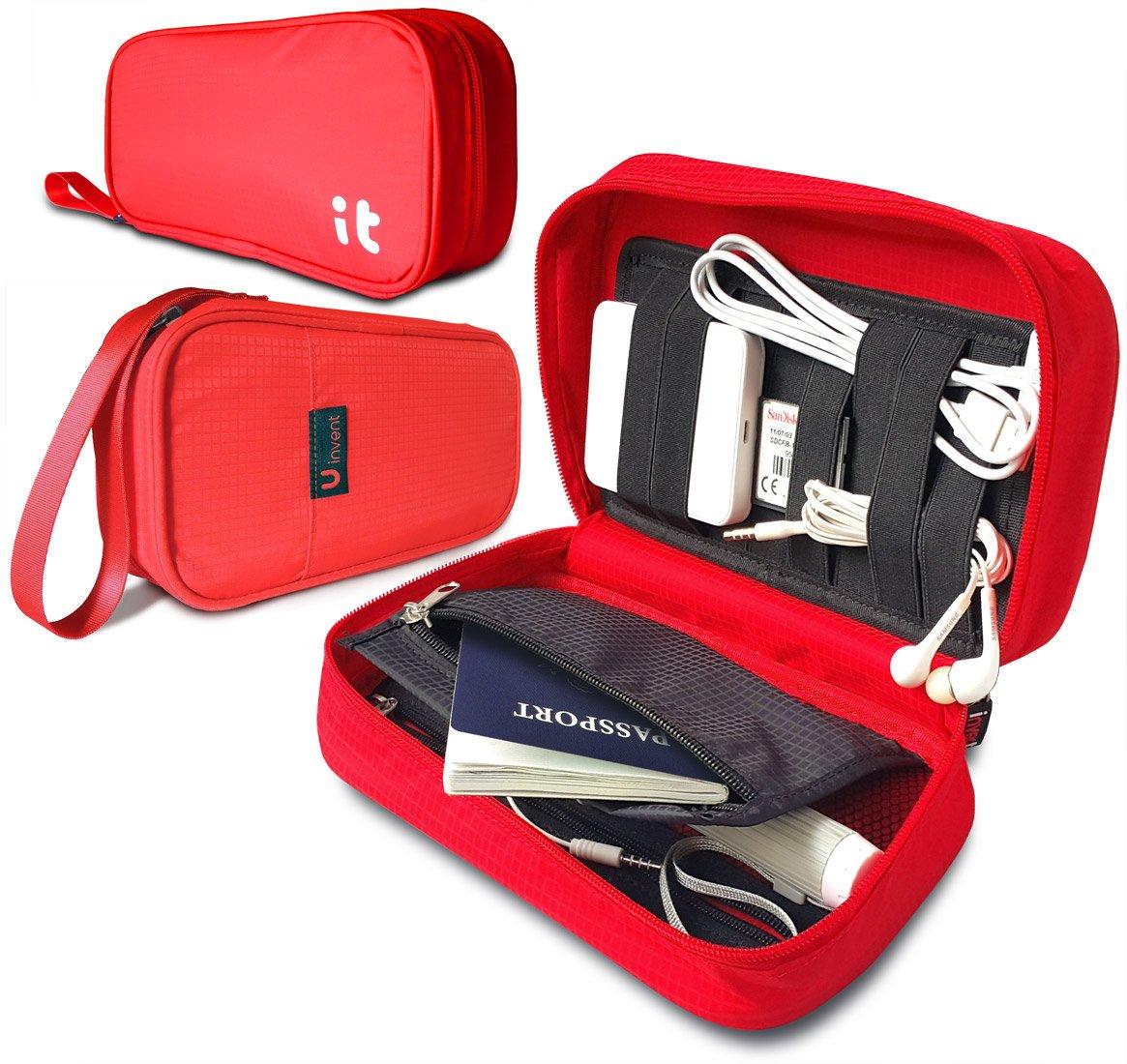 Travel Cord Organizer Electronics Accessories Case