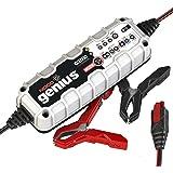 NOCO Genius G3500AU 3.5A Ultra Safe Smart Battery Charger, 6V/12V
