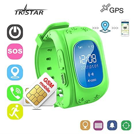 Reloj Localizador Niños GPS Localizador Niños Pulsera Pulsera Niños Seguridad GPS Reloj Niña GPS Smartwatch Niños