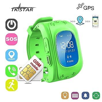 calidad perfecta donde puedo comprar paquete de moda y atractivo Reloj Localizador Niños GPS Localizador Niños Pulsera Pulsera Niños  Seguridad GPS Reloj Niña GPS Smartwatch Niños Localizador GPS Seguimiento  en ...