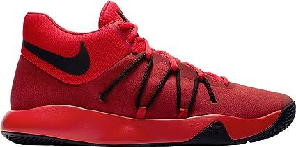 Nike Men's KD Trey 5 V Basketball Shoes (Red/Black, ...