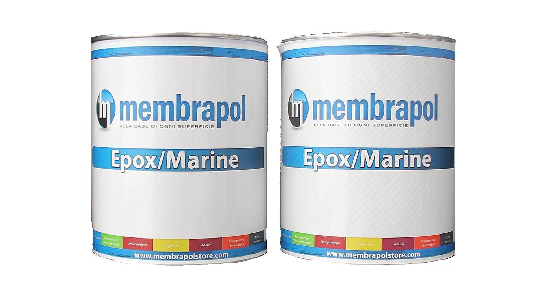 membrapol Epox/Marine Epoxy Resin for Wood, Part A 1 KG Amber-Yellow Part B 0.5 kg Part A 1KG Amber-Yellow Part B 0.5kg mbpepox1