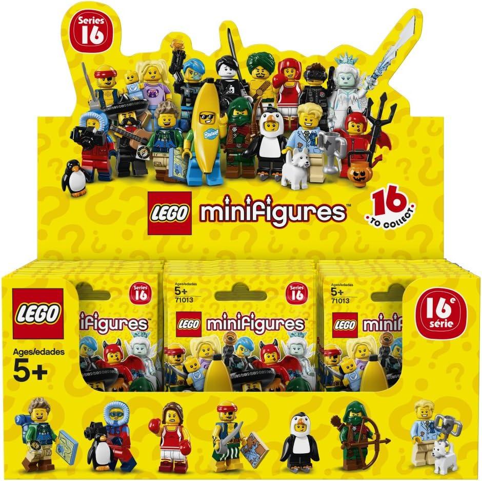 71013 LEGO Minifiguren série 16 nº 12-CHIENS regarde gagnant Minifigures