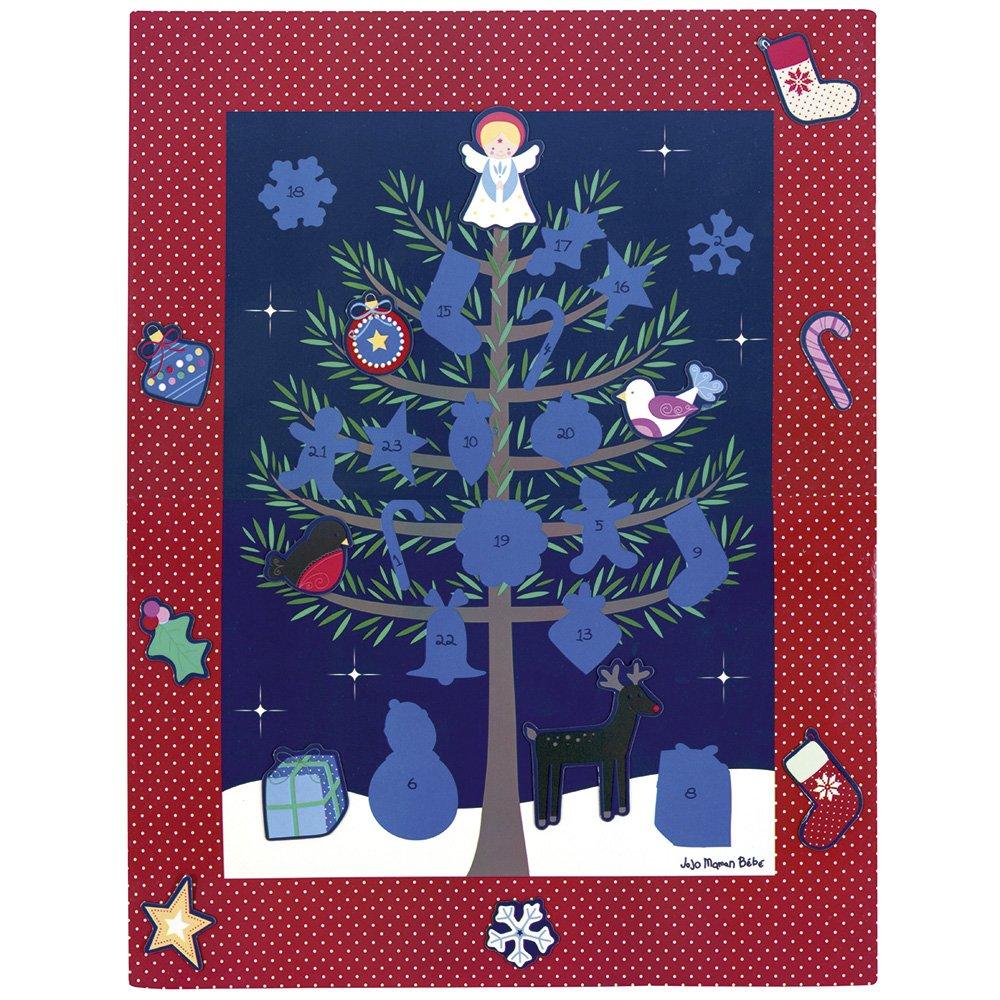 Amazon.com : JoJo Maman Bebe Magnetic Christmas Advent Calendar : Baby