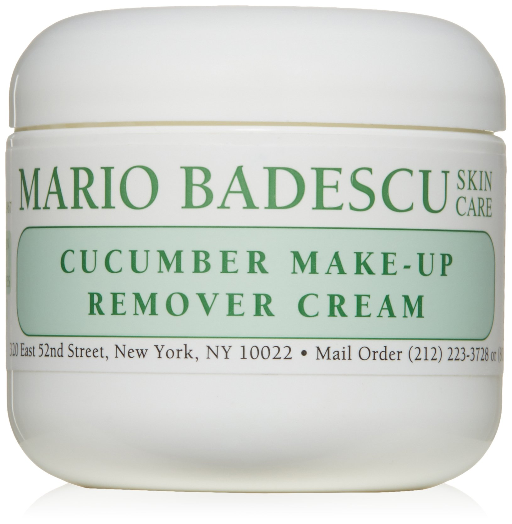 Mario Badescu Cucumber Make-Up Remover Cream, 4 oz.