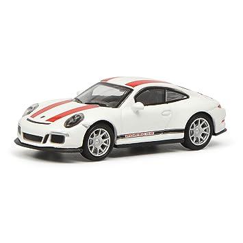Schuco Dickie 452629900 Porsche 911 R, Vehículo: Amazon.es: Juguetes y juegos