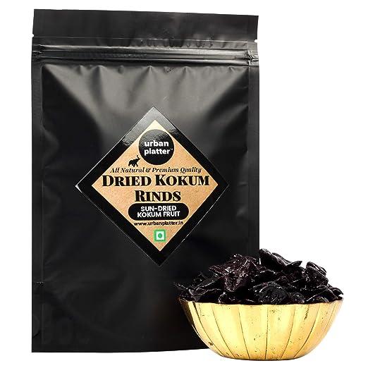 Urban Platter Dried Kokum (Garcinia Indica), 500g