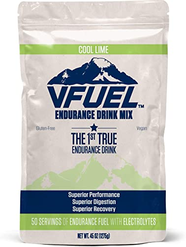VFuel Endurance Drink Mix Cool Lime 50 Serving