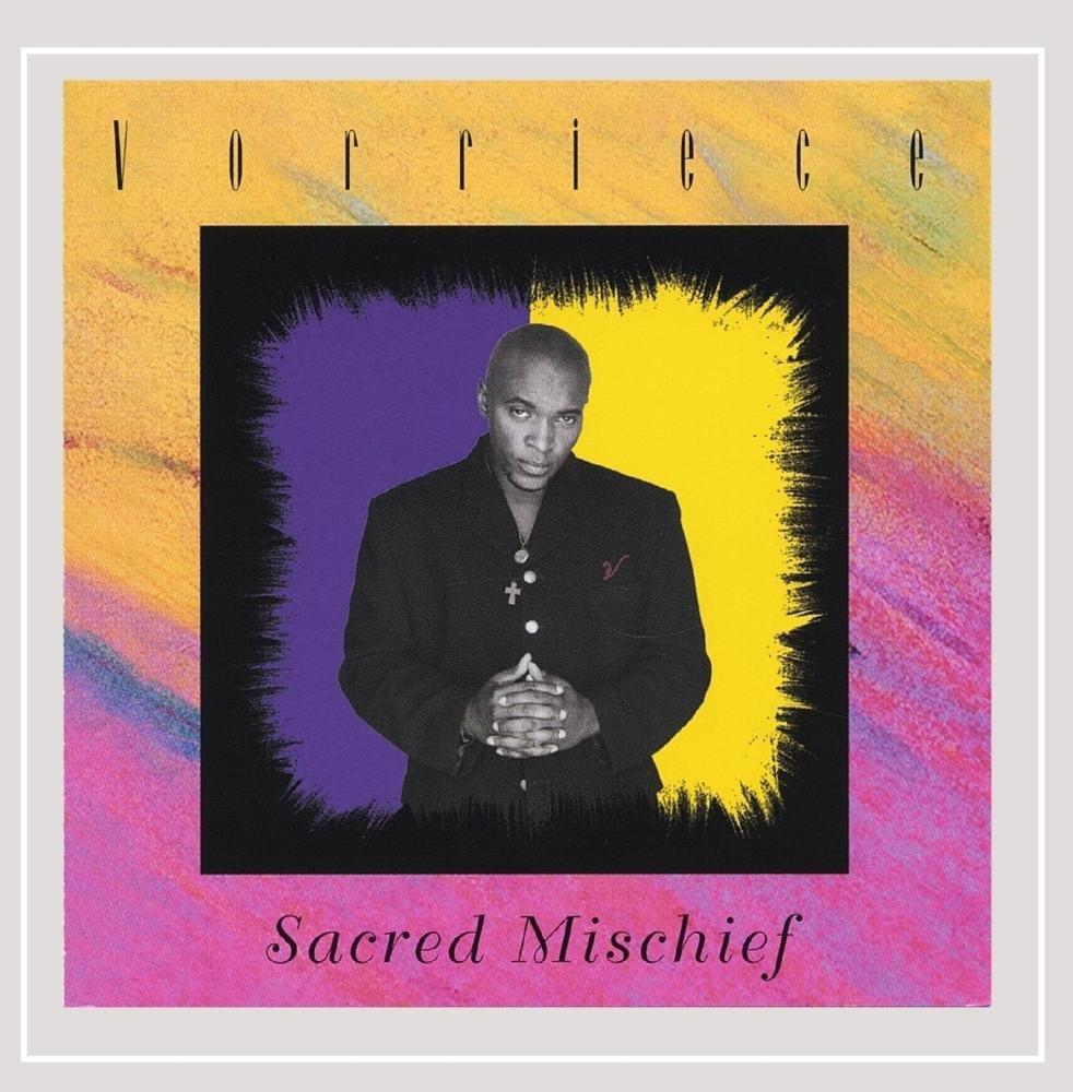 CD : Vorriece - Sacred Mischief (CD)