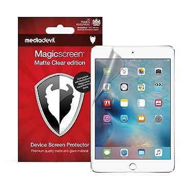 iPad Mini 5 // Mini 4 Screen Protector 2015 Glossy Clear//Anti-Glare 2019