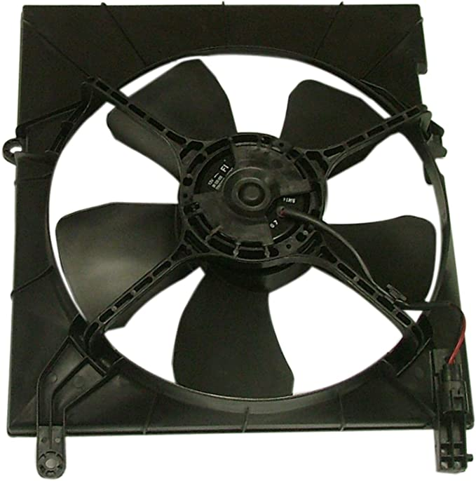 ACDelco 15-81765 Radiator Fan Motor