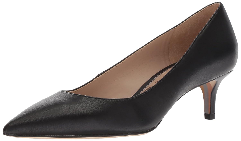 Sam Edelman Women's Dori Pump B07BRB826J 10 B(M) US|Black Leather
