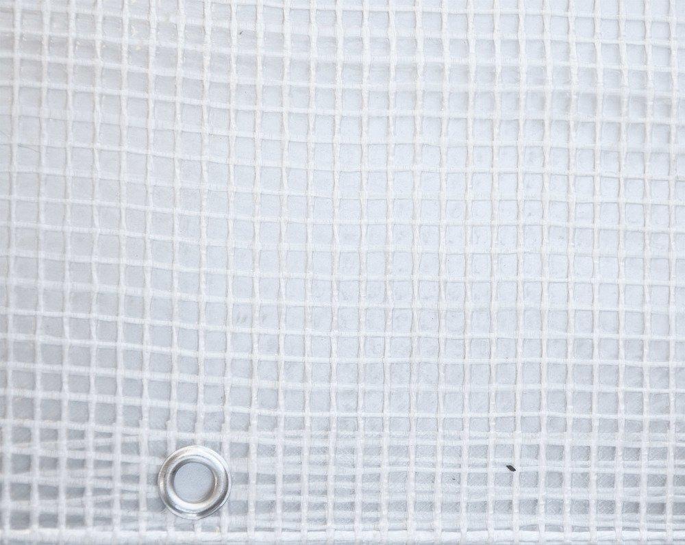 VERDELOOK Tenda Trasparente per Balcone, 350x300, Tende tendaggi arredo Esterni Biacchi Ettore srl