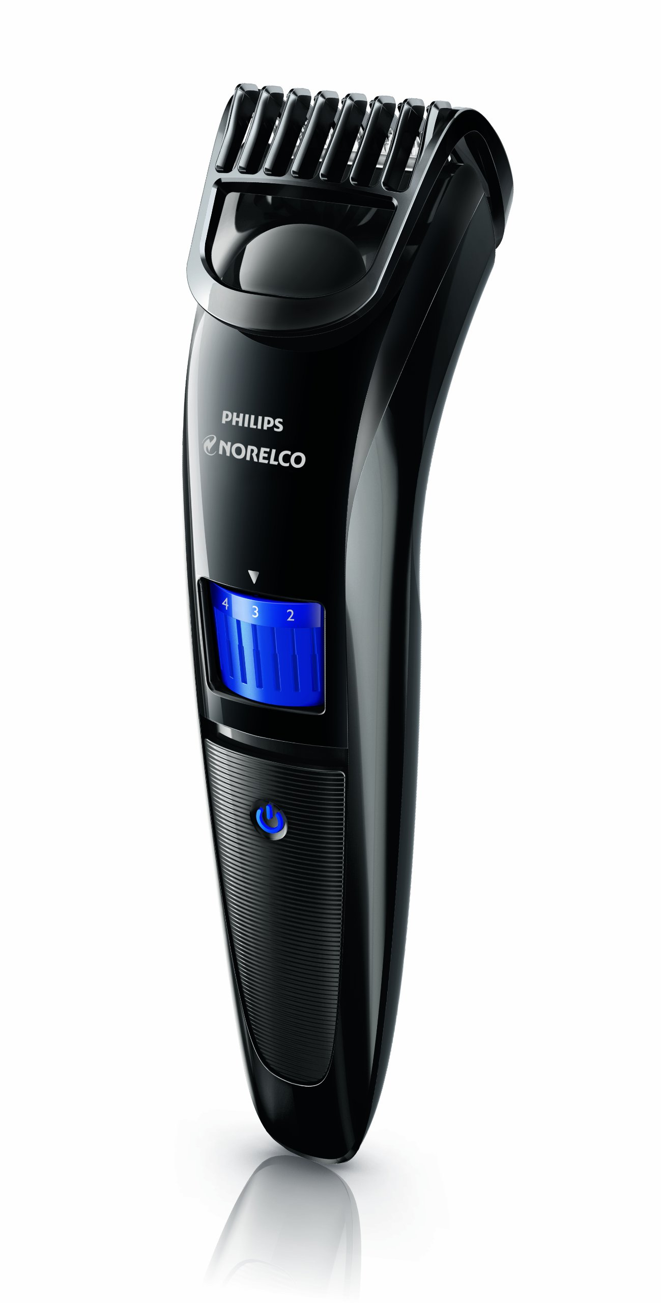 Philips Norelco BeardTrimmer 3100 with adjustable length settings (Model # QT4000/42)