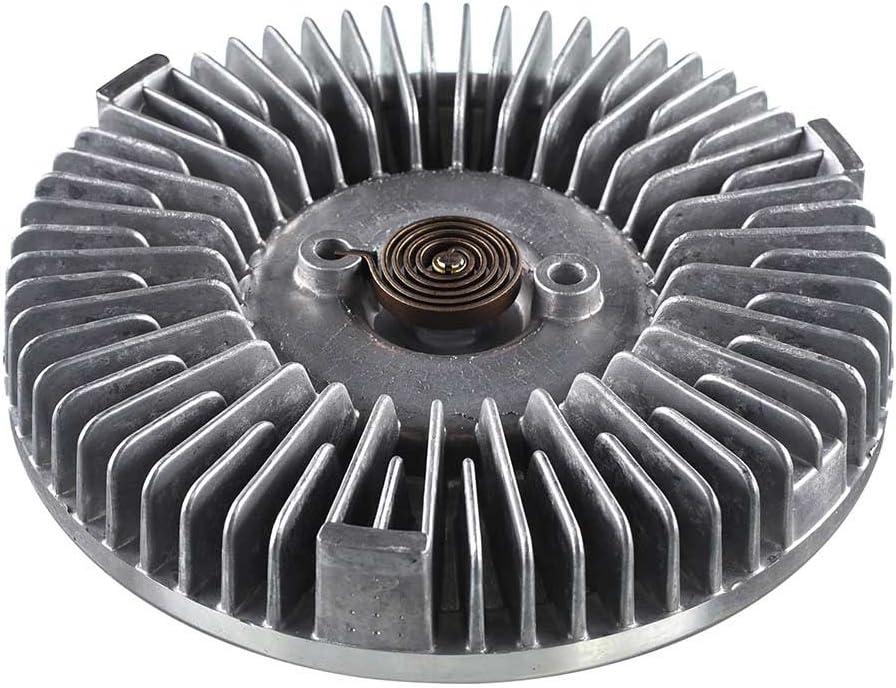 A-Premium Engine Cooling Fan Clutch for Chevrolet Colorado W3500 W4500 Tiltmaster GMC Canyon P3500 Hummer H3 Isuzu NPR I-350 I-370