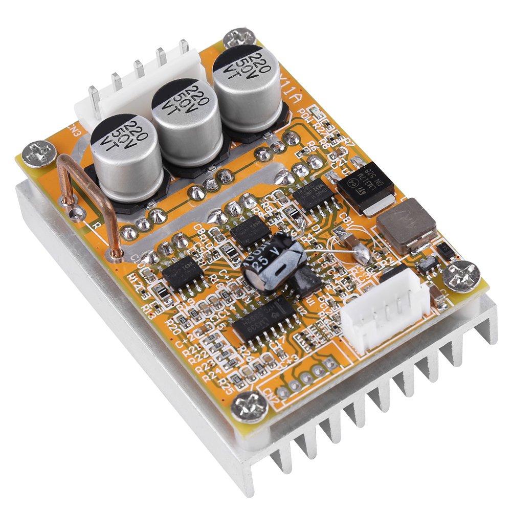 5v 36v 350w Wide Voltage 3 Phase Sensorless Bldc Motor Controller Wiring Diagram Board Brushless Esc
