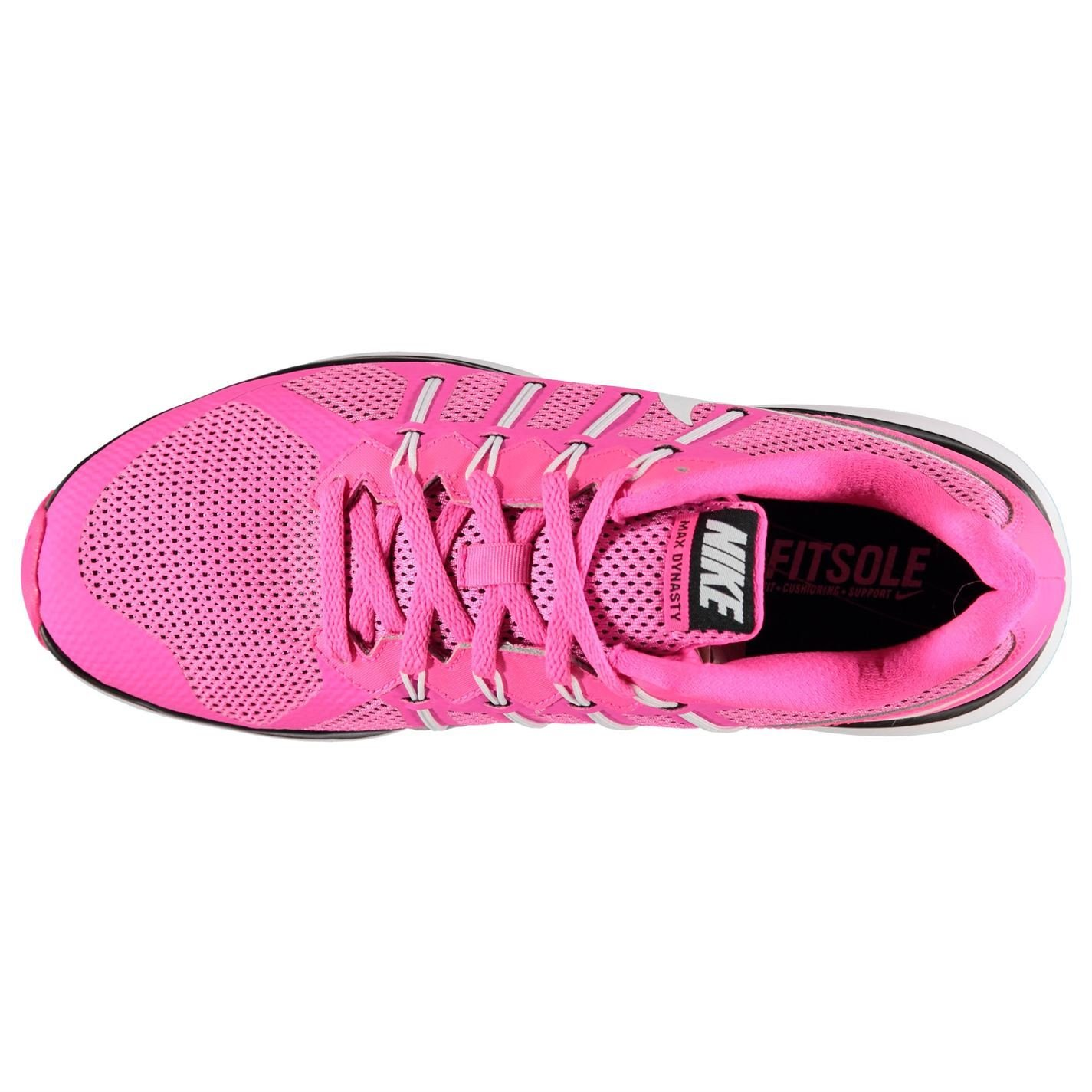 hot sale online 18864 e1951 Nike Air Max Dynasty Training Shoes Womens Pink Wht Fitness Trainers  Sneakers (UK7) (EU41) (US9.5)  Amazon.co.uk  Sports   Outdoors