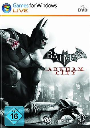 Batman Arkham City Pc Amazonde Games