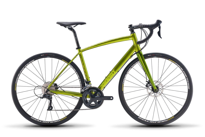 新しい2018 Diamondback Arden 2 Completeロードバイク B077TFYJ5G 48cm|グリーン グリーン 48cm