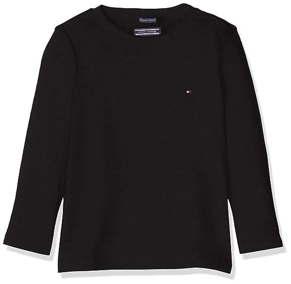 Tommy Hilfiger Baby-Jungen Boy Tommy Tee L//S T-Shirt
